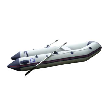 Rubberboot Linda 360 met aluminium bodem