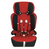 Autostoel Lars met gordel rood/zwart gewichtsgroep 1-3 (9-36 kg)