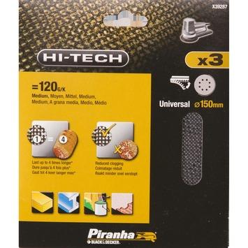 Piranha Schuurgaas K120 diameter 150MM