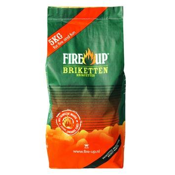 Fire-Up briketten 5 kg