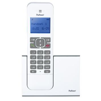 Profoon PFX-8420 dect telefoon set met 1 toestel