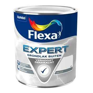 Flexa Expert grondlak buiten wit 750ml