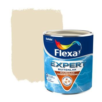 Flexa Expert buitenlak halfglans bentheimer geel dekkend 750 ml