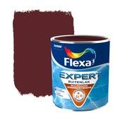 Flexa Expert buitenlak hoogglans ral 3005 dekkend 750 ml