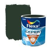 Flexa Expert buitenlak halfglans ral 6009 dekkend 750 ml
