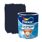 Flexa Expert buitenlak hoogglans gelders blauw dekkend 750 ml