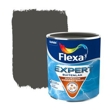 Flexa Expert buitenlak hoogglans wit dekkend 750ml