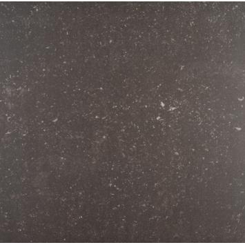 Koruna Vloertegel Zwart 61,4X61,4CM 1,5M2