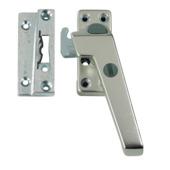Axa raamsluiting rechts SKG1 aluminium buitendraaiend