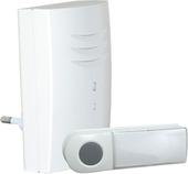 Byr plug-in deurbel+ drukknop draadl 75m