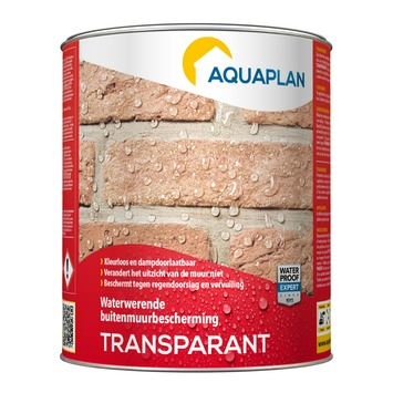 Aquaplan Transparant 1 l