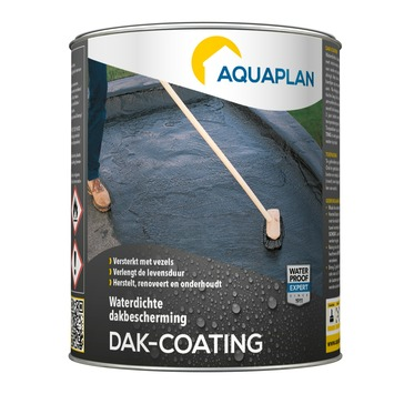 Aquaplan Dak-coating 1 l