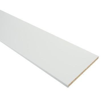 Meubelpaneel abs glans wit 240x60 cm dikte 18 mm kopen for Karwei meubelpaneel