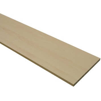 Meubelpaneel beuken 240x40 cm dikte 18 mm kopen for Karwei meubelpaneel