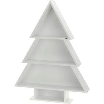 Letterbak Kerstboom Wit Kopen Karwei