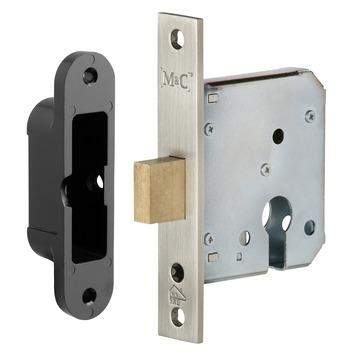 M&C bijzetslot SKG 2-sterren met sluitkom Doorn 50mm PC 55mm
