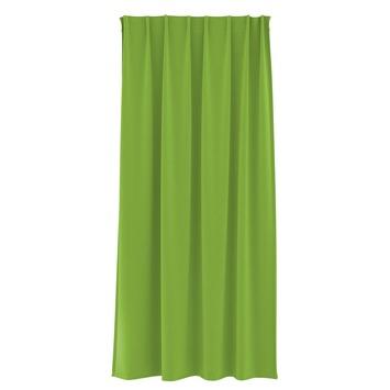 KARWEI kant en klaar gordijn groen (1001) 140 x 280 cm kopen? | KARWEI