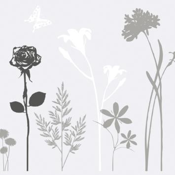 Statische raamfolie blossom 150x45 cm (334-0021)
