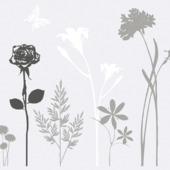 Statische folie Blossom 150x45 cm (dessin 334-0021)