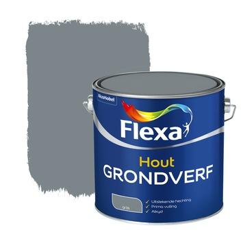 Flexa universele grondverf grijs 2,5 l