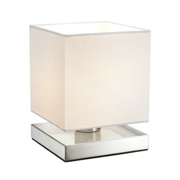 KARWEI tafellamp Kubus wit