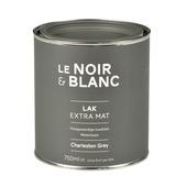 Le Noir & Blanc lak extra mat charleston grey 750 ml