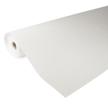 Glasvliesbehang voorgeschilderd wit 75 gram - 50 m (dessin GV055-50)