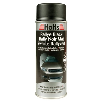 Holts rallyverf zwart 500 ml