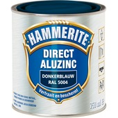 Hammerite Direct AluZinc metaallak donkerblauw 750 ml