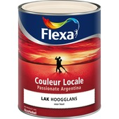 Flexa Couleur Locale lak Passionate Argentina hoogglans Light 750 ml