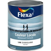 Flexa Couleur Locale lak Balanced Finland zijdeglans Dawn 750 ml