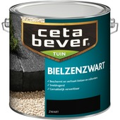CetaBever tuin bielzenzwart 2,5 l