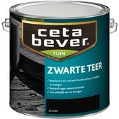 CetaBever zwarte teer 750 ml