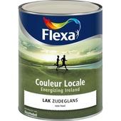 Flexa Couleur Locale lak Energizing Ireland zijdeglans Lake 750 ml