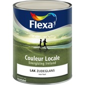 Flexa Couleur Locale lak Energizing Ireland zijdeglans Breeze 750 ml