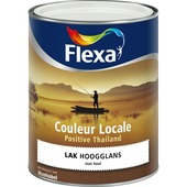 Flexa Couleur Locale lak Positive Thailand hoogglans Gold 750 ml