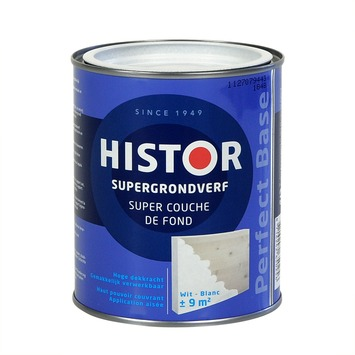 Histor Perfect Base supergrondverf wit 750 ml