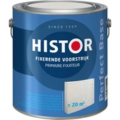 Histor perfect base voorstrijk fixerend wit 2,5 l