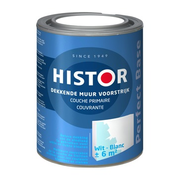 Histor Perfect Base voorstrijk wit 1 l