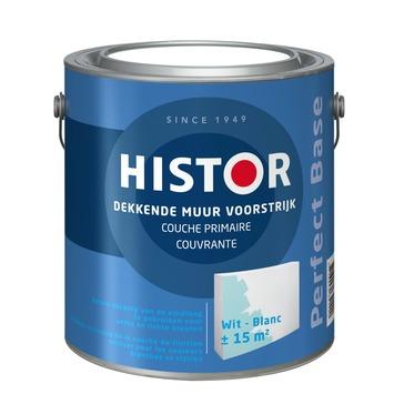 Histor Perfect Base voorstrijk wit 2,5 l