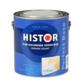 Histor Perfect Base voorstrijk vlek isolerend wit 2,5 l