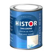 Histor Perfect Base snelgrond wit 750 ml