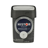 Histor Exterior lak hoogglans wit 750 ml