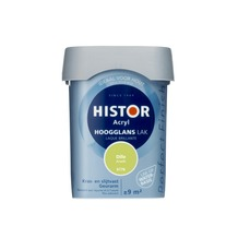 Histor Perfect Finish lak waterbasis hoogglans dille 750 ml