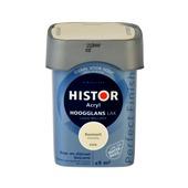 Histor Perfect Finish lak waterbasis hoogglans roomwit 750 ml