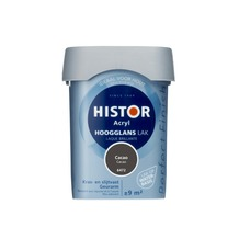 Histor Perfect Finish lak waterbasis hoogglans cacao 750 ml