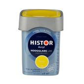 Histor Perfect Finish lak waterbasis hoogglans banaan 750 ml
