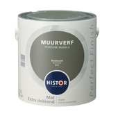 Histor Perfect Finish muurverf mat boulevard 2,5 l