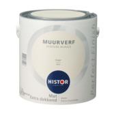 Histor Perfect Finish muurverf mat ivoor 2,5 l