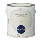 Histor Perfect Finish muurverf mat schelp 2,5 l